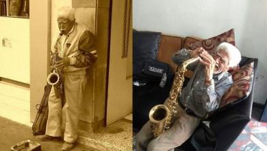Photo of Autoridades se apropian de saxofón de Don Pedro Salazar