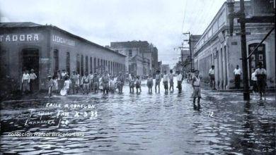 Photo of Historia: Cuando la ciudad de San Luis Potosí se inundó casi por completo