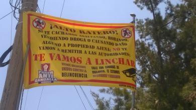 Photo of Vecinos de Jacarandas amenazan con linchar a los delincuentes