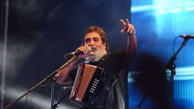 Photo of Galería: Celso Piña pone a bailar a potosinos en el Festival de la Cantera