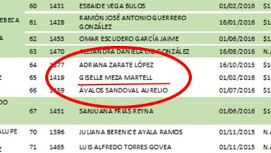 Photo of Consejera de CEDH es aviadora en diferentes nominas legislativas