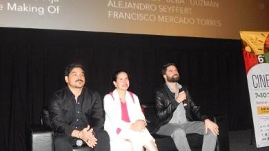 Photo of Verónica cierra el telón del Festival de Cine México-Alemania