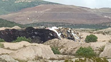 Photo of Denuncian tiradero clandestino por Cerro de San Pedro