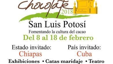Photo of Este jueves inicia «La Fiesta Nacional del Chocolate»