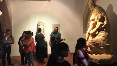 Photo of Gran asistencia a la exposición «Miguel  Ángel, el Divino» en Palacio Municipal