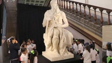 Photo of Más de 31 mil personas han asistido a la exposición «Miguel Ángel, el Divino»