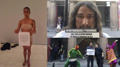 Photo of Artistas potosinos se manifiestan en el Día Internacional de los Museos