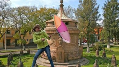 Photo of Continuan los fuertes vientos en la zona metropolitana de SLP