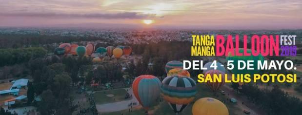 Tangamanga Balllón Fest 2019 @ Parque Tangamanga