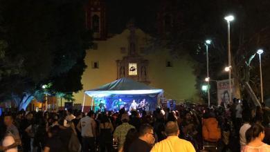 Photo of Exitoso primer día del Festival de Cerro De San Pedro