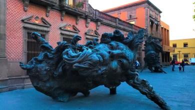 Photo of Esculturas gigantes invaden el Centro Histórico de SLP