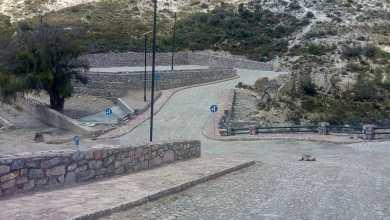 Photo of Habilitan estacionamiento para el Pueblo Mágico de Real de Catorce
