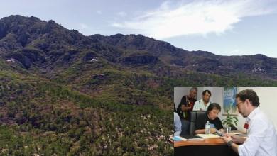 Photo of Secretario del Ayuntamiento se negó a comprometerse el evitar construir en la Sierra de San Miguelito