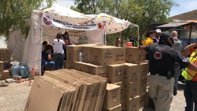 Photo of Acusan a Protección Civil de intentar robarse donativos de brigadistas