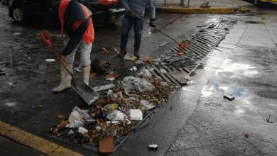 Photo of 6 toneladas de basura al día termina en las alcantarillas