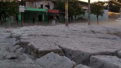 Photo of Fuertes granizadas podrían caer en la zona metropolitana de SLP