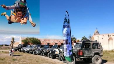 Photo of Realizarán evento de Paracaidimos y Off Road en Soledad