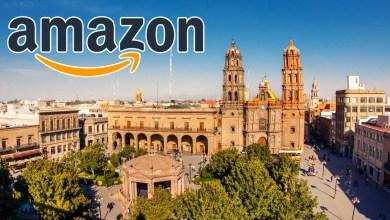 Photo of Amazon tiene miras para instalarse en San Luis Potosí