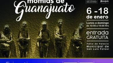 Photo of Exposición itinerante de las Momias de Guanajuato en SLP