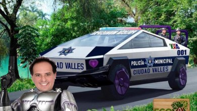 Photo of Ciudad Valles contará con patrullas Cybertruck de Tesla