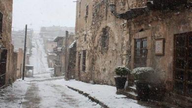 Photo of Cae nevada en Real de Catorce y se viste de blanco