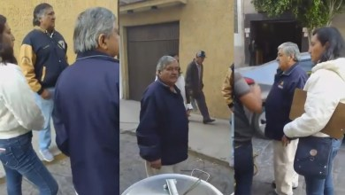 Photo of Video: denuncian a inspectores municipales, intentaban robarse unos tamales