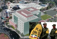 Photo of Por contingencia Hospital Central estará a cargo del Ejército Mexicano