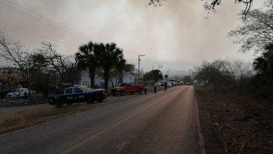 Photo of Se registra otro incendio forestal en el Naranjo