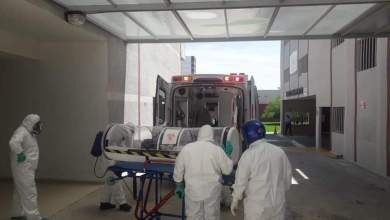 Photo of 20% de contagiados por COVID19 en SLP están hospitalizados