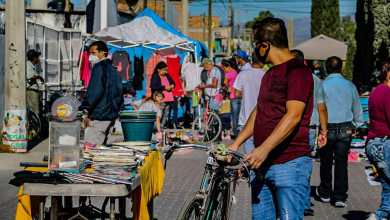 Photo of Se instala un tianguis alterno en «Las Vías»