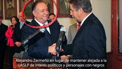 Photo of Cuestionable el nombramiento a Aranda Martínez por el rector Zermeño: CO