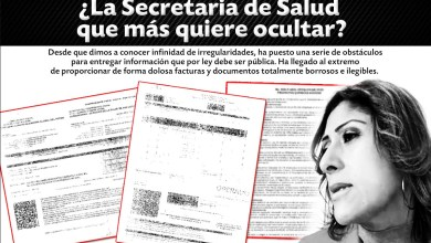 Photo of Secretaría de Salud sigue ocultando información de gastos