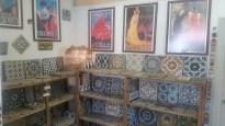 Kunsthandwerk im Coco Sevilla