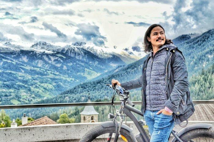 E-Bike Tour mit den Flitzerli (Foto: Zenz)