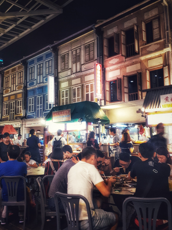 Nnightmarket Temple Street (Foto: Zenz)