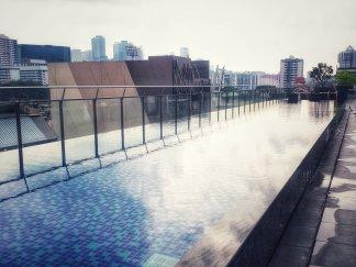 Infinity Rooftop Pool (Foto: Zenz)