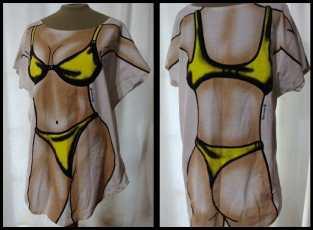 bikinitshirt