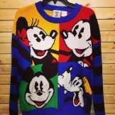 Large stock of vintage Disney sweaters #disney #vintagemickey #vintagedisney #mickeymouse #goofy #vintageshirt #vintage90s #vintagesweathers