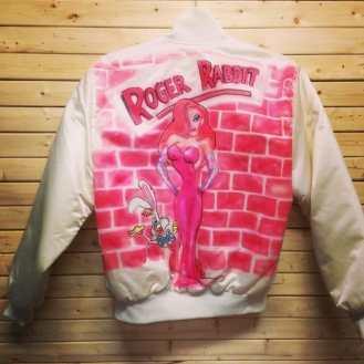 Roger Rabbit Jacket!! Just got in this beauty in our store!!#rogerrabbit @looneytoones
