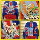 Vintage ADIDAS Olympic Games Sweatshirt #metropolis #metropolisvintage #metropolisnycvintage #adidas #adidasfan #olympics #adidasolympicgames