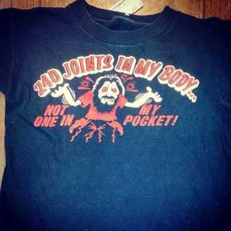 #pot #vintagetshirt #vintagenyc #vintage1970s #deadheads #1970s #hippies #hippietshirt #hippietshirt #marijuana