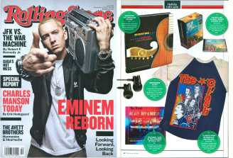 METROPOLIS VINTAGE featured in ROLLING STONE