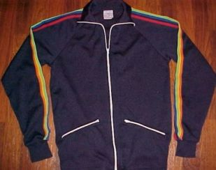 Vintage Track Suits at Metropolis NYC