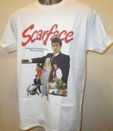 SCARFACE T-SHIRT at METROPOLIS VINTAGE