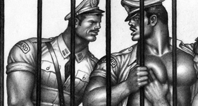 Tom of Finland game and chat apps seek funding