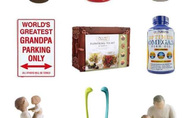 30 Gift Ideas For Grandparents Perfect For Christmas