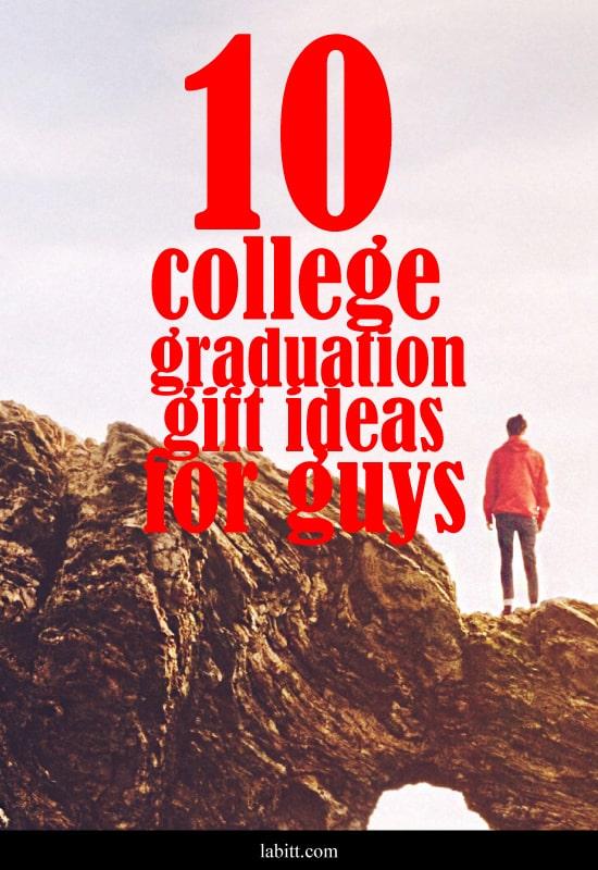 10 Cool College Graduation Gift Ideas for Guys Updated 2018   Metropolitan Girls