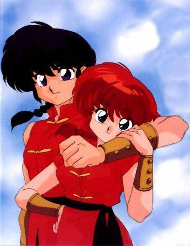 ranma throwbackanime anime