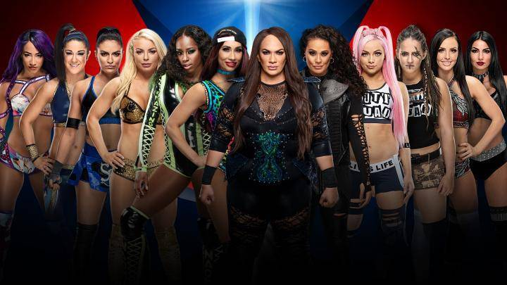 Elimination Chamber per i Women's Tag Team Championship