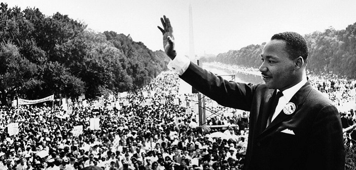 Martin Luther King - Photo Credits: web